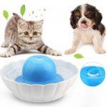 Fontanella in ceramica per gatti e cani – automatica e silenziosa