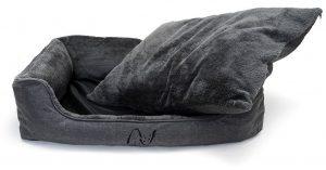letto-per-gatti-con-cuscino-lavabile-grigio